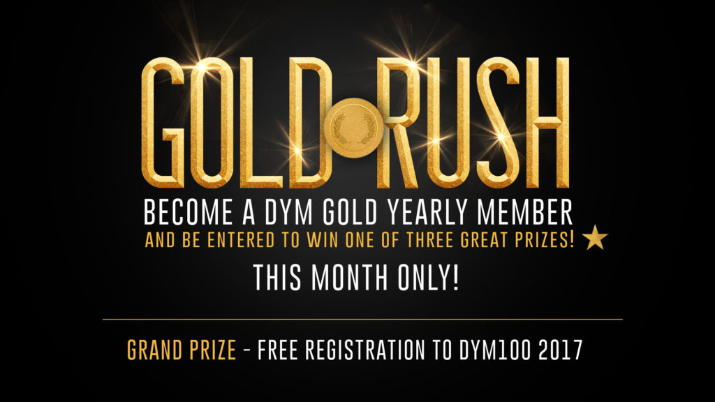 Gold Rush Contest