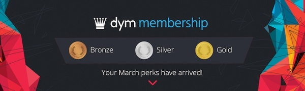 DYM Membership March